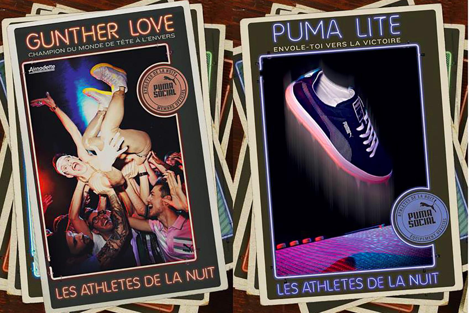 PUMA | Campagne publicité 2012